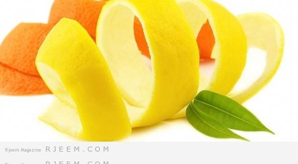 شراب قشر الليمون معه وداعا لكل الدهون