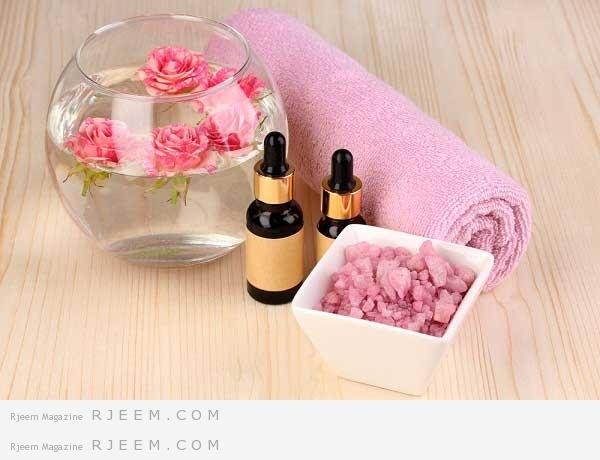 ماء الورد rose water