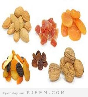 انواع الفواكه و السعرات الحرارية
