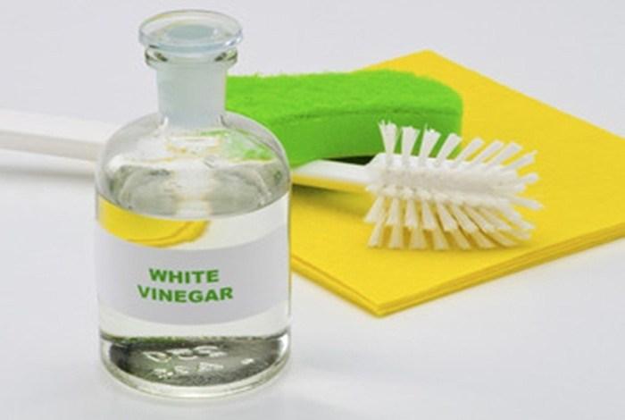 Photo of الخل الأبيض هو سحر التنظيف في المنزل