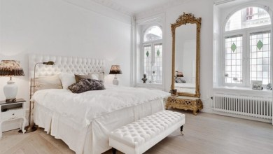Photo of ديكورات غرف نوم بألوان الابيض
