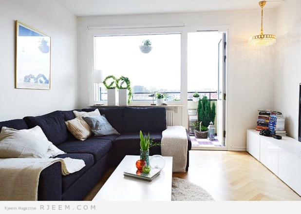 ديكورات غرف معيشة مميزة 2014