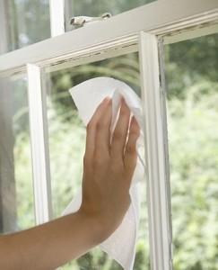 منظف الزجاج  السحري