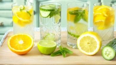 Photo of تخلص من انتفاخ الكرش و الشحوم و نظف جسمك من السموم مع الخيار و الليمون