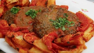 Photo of أقراص اللحم والبطاطا