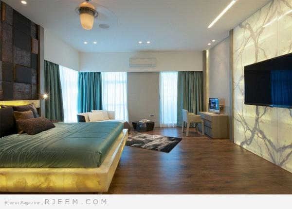 ديكورات غرف نوم عصريه
