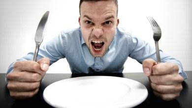 تعلم كيف تتحكم في الجوع ‼
