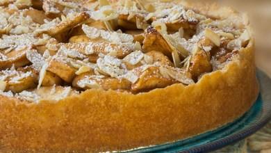 Photo of كعكة التفاح الرائعة