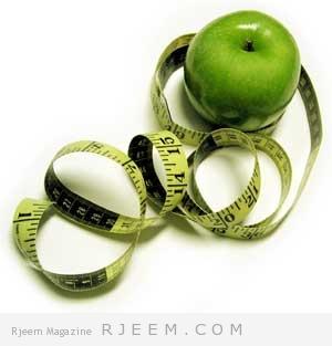الحمية السريعة للتخلص من الدهون