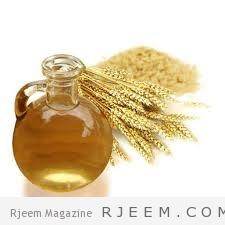 فوائد زيت جنين القمح