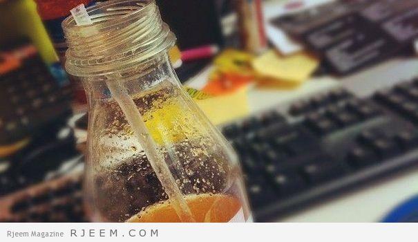 نظف القولون من 13 كيلو من الفضلات العالقة و تخلص من السموم و افقد وزنك مع هذا الشراب حقيقة و ليس خيال