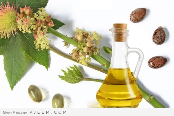 زيت الخروع - فوائد زيت الخروع للشعر