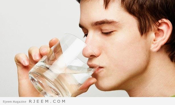 تنحيف البطن بالماء - رجيم الماء لتنحيف دهون الخصر والبطن