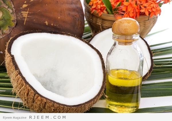 زيت جوز الهند للشعر - فوائد واستخدامات زيت جوز الهند للشعر