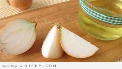 Photo of 3 وصفات عصير البصل لنمو الشعر