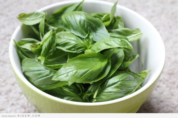 18 فائده صحية لنبات الريحان