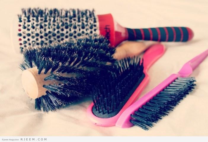 نصائح مهمة قبل صبغ الشعر