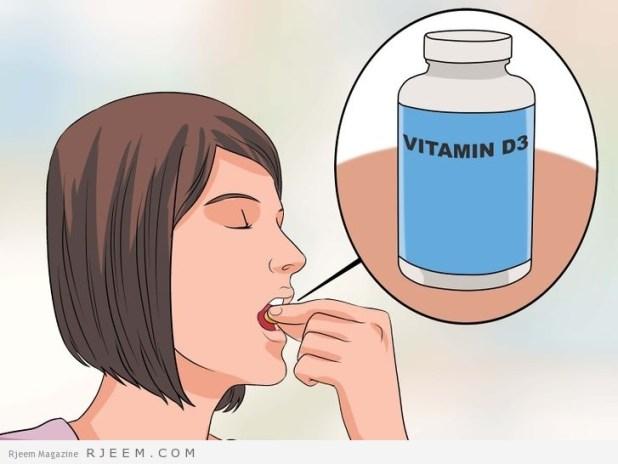 اهمية فيتامين د للحامل في الشهور الاولى