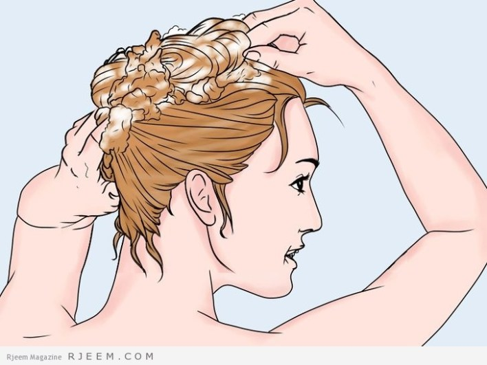 6 عادات خاطئة تسبب تساقط الشعر