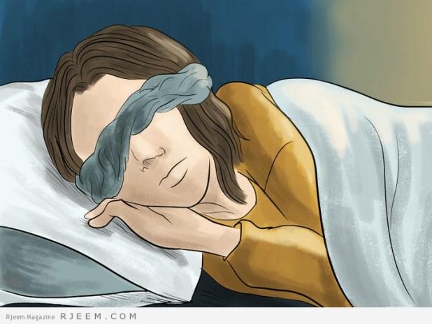 7 طرق لعلاج اضطرابات النوم لدى الحامل