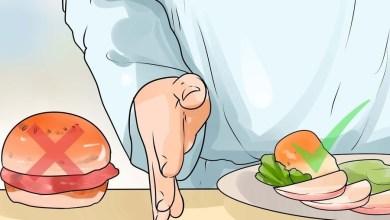 Photo of أغذية تمنع تساقط الشعر أثناء الرجيم