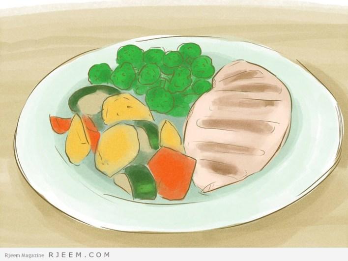 10 اطعمة لصحه جيدة