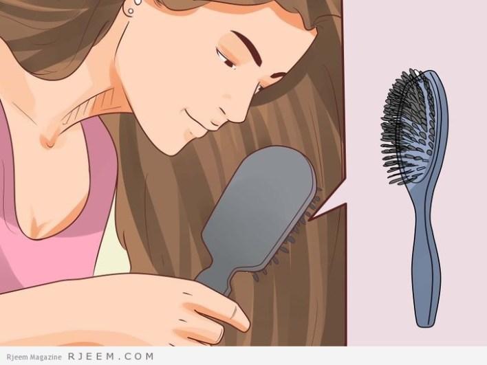 11 خلطة طبيعية لتكثيف الشعر