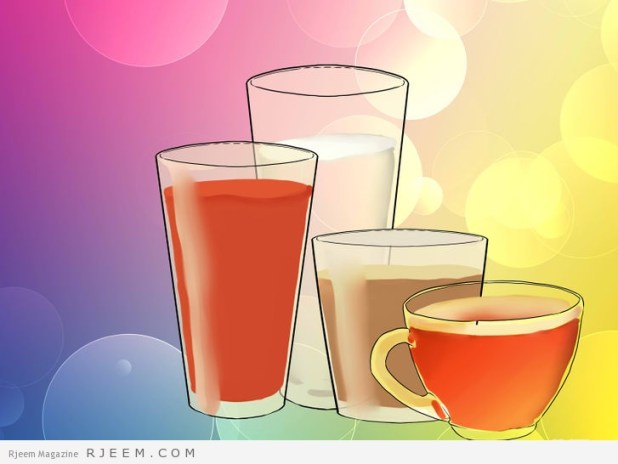 افضل 10 انواع مياه ديتوكس لحرق الدهون