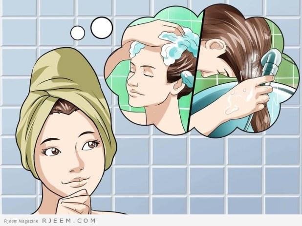علاجات منزلية للتخلص من الشعر الدهني