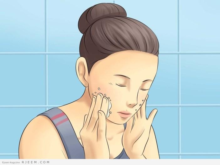 7 نصائح للعناية بالبشرة الحساسة