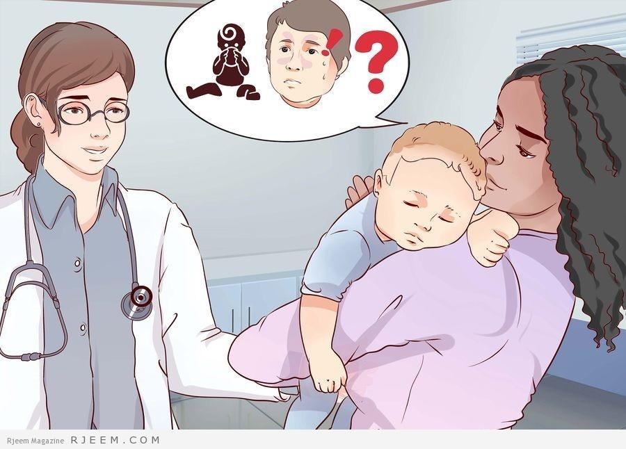 علاج الزكام عند الرضع مجلة رجيم
