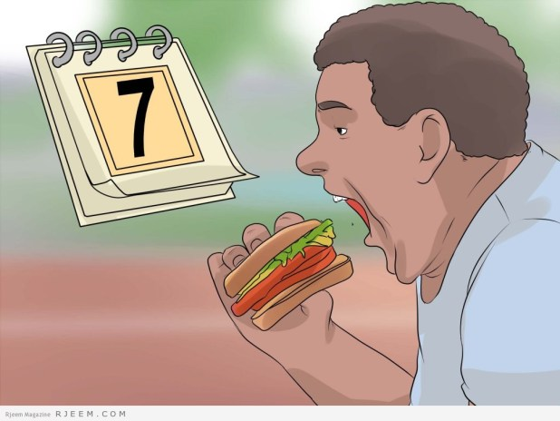 7 عادات خاطئة تجنبها بعد الاكل