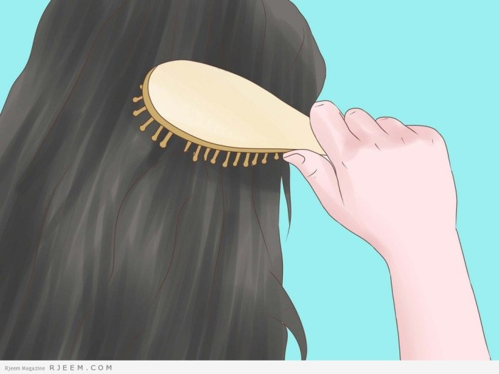 9 طرق لازالة رائحه الطبخ من الشعر