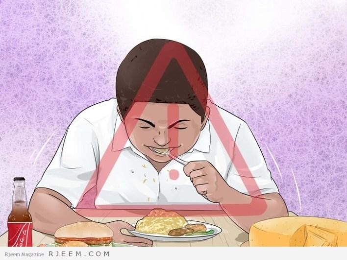 6 نصائح لتجنب السمنه في رمضان