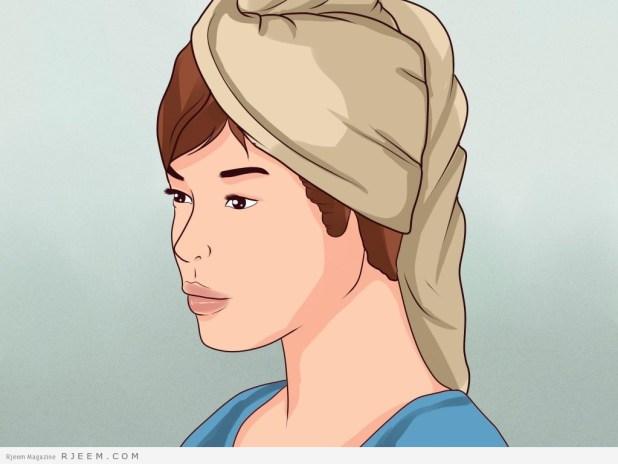 طرق طبيعية لتكثيف الشعر
