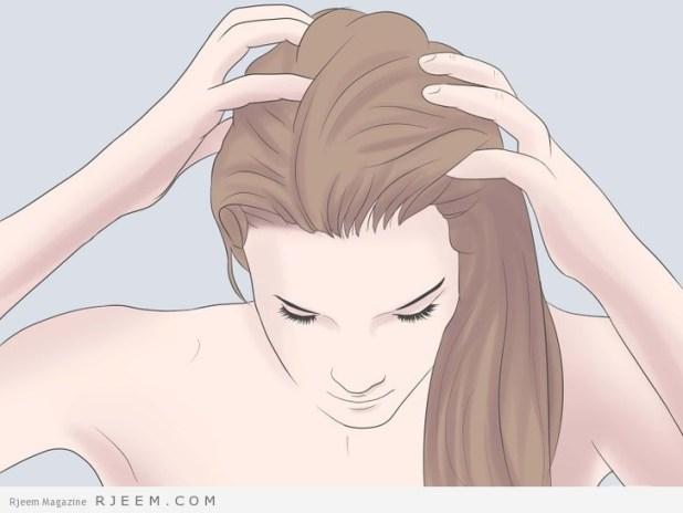 8 خلطات لتطويل الشعر