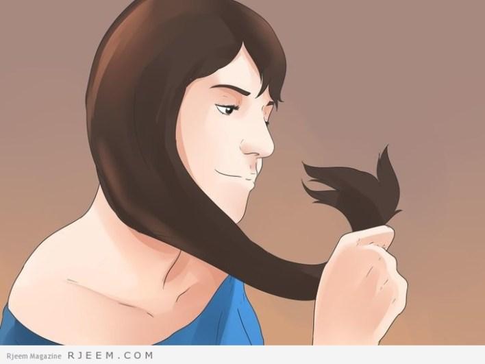 5 اسرار للحصول على شعر ناعم