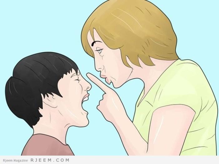9 طرق للتعامل مع الطفل العنيد