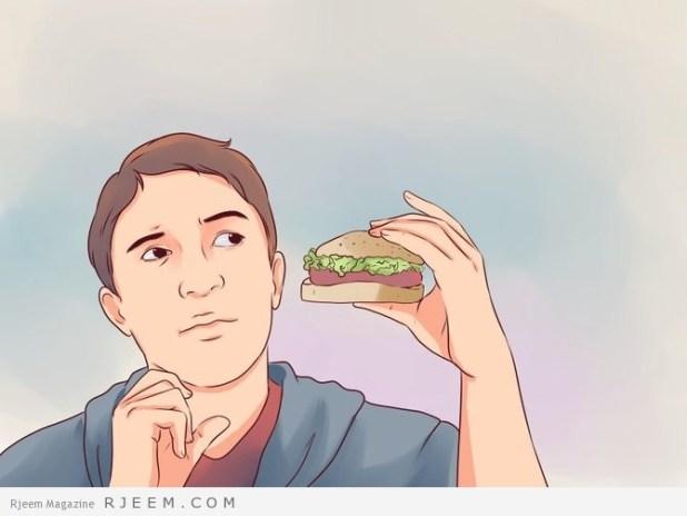 اكثر من 10 اطعمة تساعدك في حرق الدهون