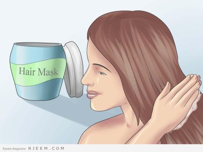 5 خطوات لتطويل الشعر بسرعه