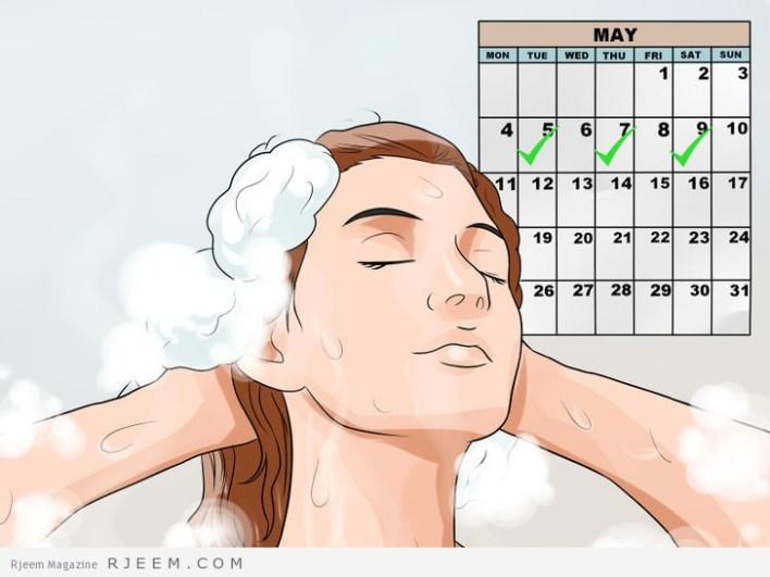 5 وصفات الكركدية للعناية بالشعر