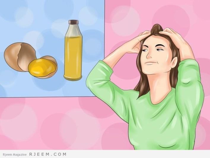 4 وصفات طبيعية لتنعيم الشعر
