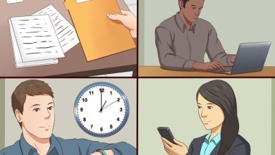 Photo of 5 امور عليك القيام بها قبل الذهاب الى العمل