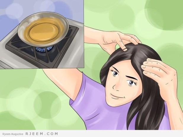 6 بدائل طبيعية لبلسم الشعر