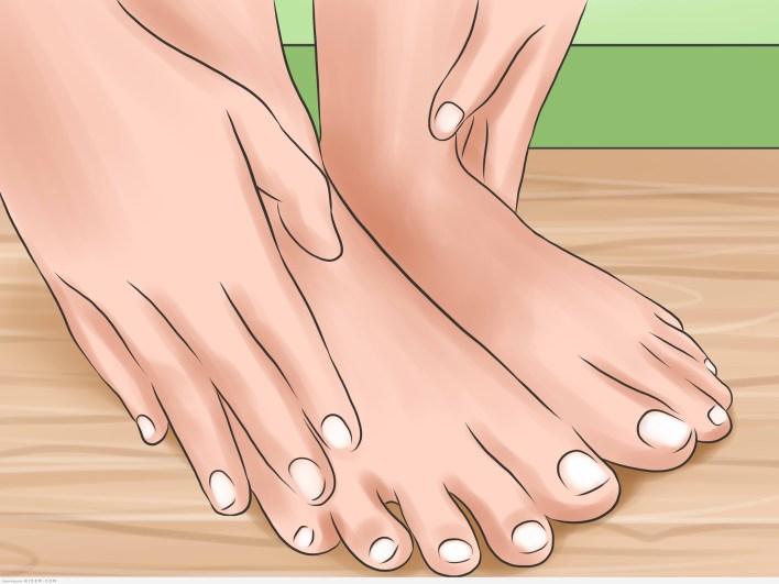 6 طرق لازالة الجلد الميت من القدم