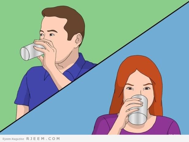 جفاف الفم اسباب وعلاج