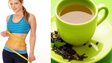 Photo of الشاي الأخضر لخسارة الوزن