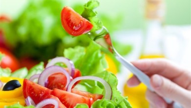Photo of فوائد تناول الخضار والفاكهة على صحة الرئة