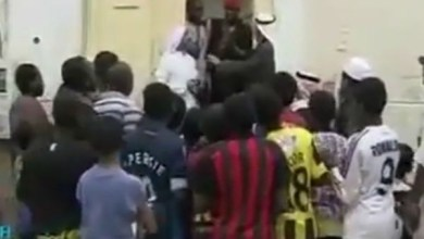 Photo of فيديو: مغردون يعيدون تداول لقطة درامية للسدحان يحذر فيها من العمال ويصفهم بقنبلة موقوتة