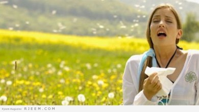 Photo of حساسية الربيع.. أسبابها ونصائح للتغلب عليها